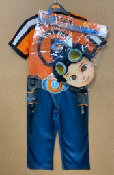 KIDS RUSTY RIVETS DRESS UP WITH MASK