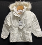GIRLS EX STORE COAT DETACHABLE VELOUR LINING,DETAC